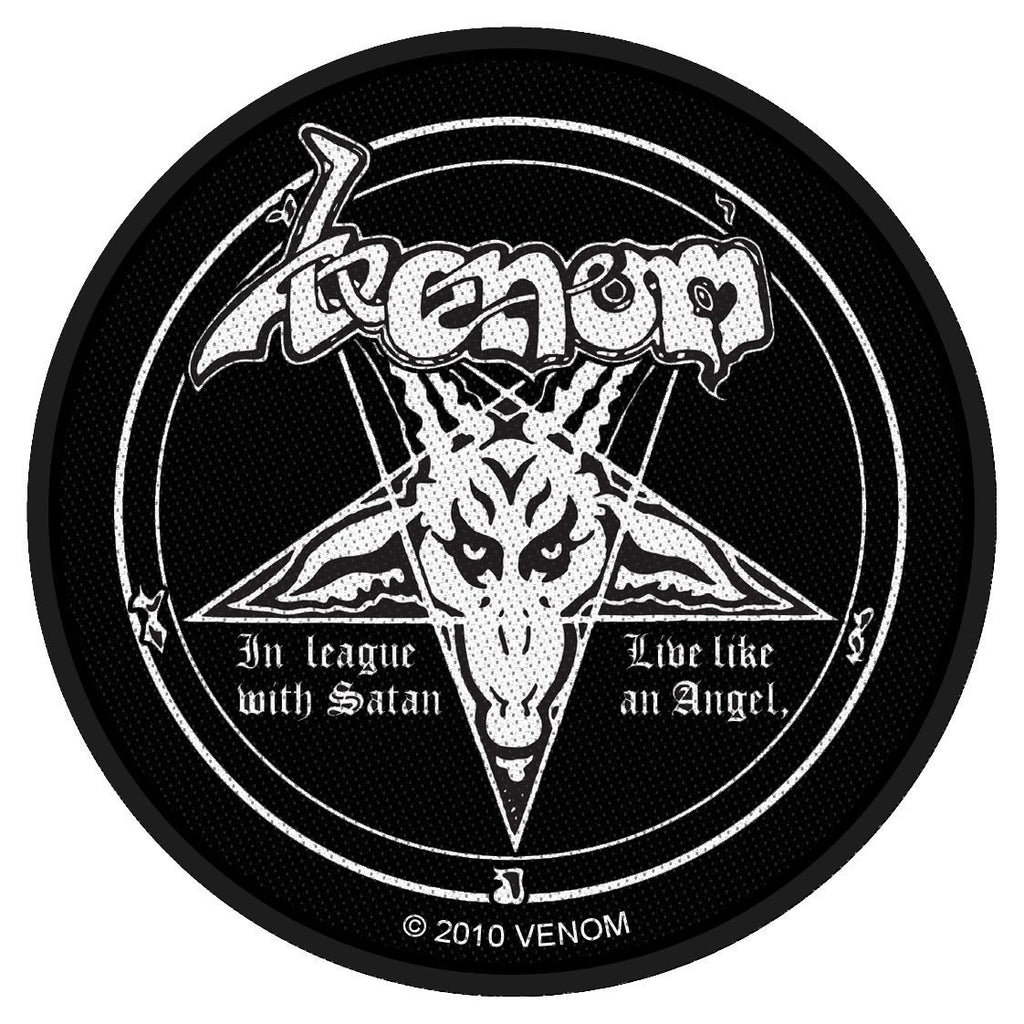 VENOM - In league with Satan PATCH