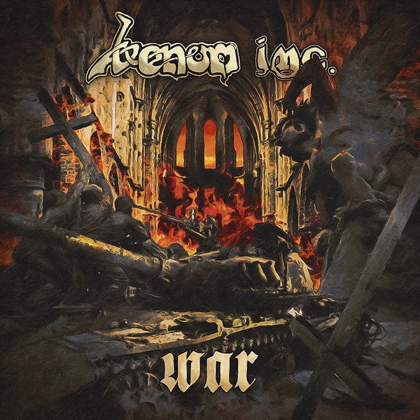 VENOM INC. - War 10'' MLP