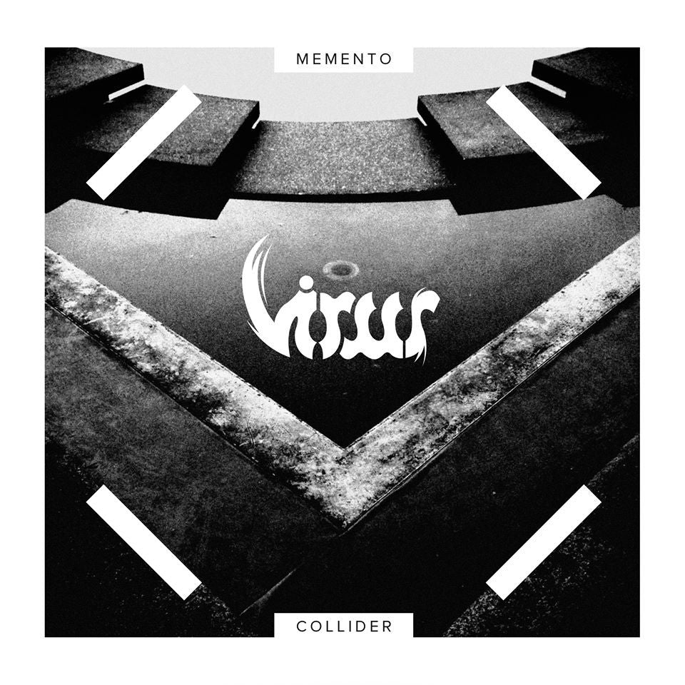 VIRUS - Memento Collider LP