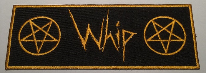 WHIP - Logo Superstrip PATCH