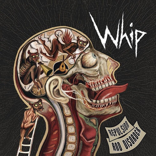 WHIP - Repulsion and disorder MCD
