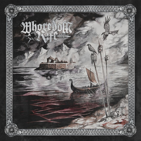 WHOREDOM RIFE - Nid: Hymner Av hat CD