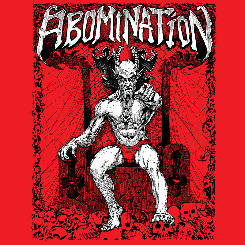 ABOMINATION - Demos CD*