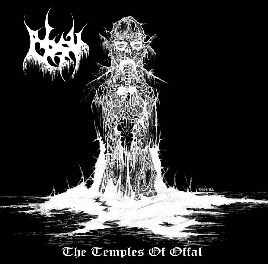 ABSU - Temples of Offal / Return of the Ancients CD*