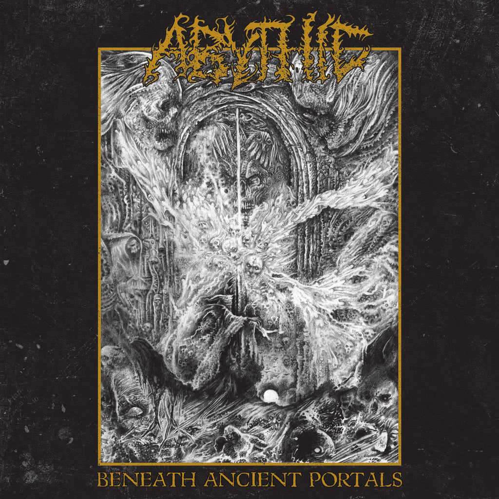 ABYTHIC - Beneath Ancient Portals CD