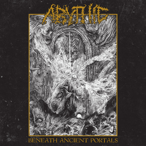 ABYTHIC - Beneath Ancient Portals CD *