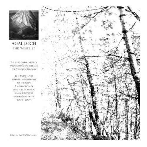 AGALLOCH - The White EP MCD*