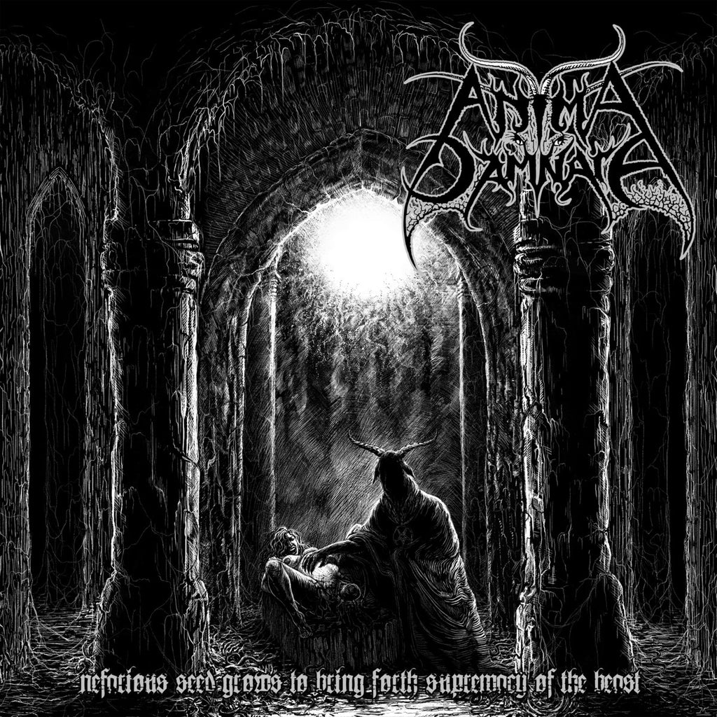 ANIMA DAMNATA - Nefarious Seed Grows to Bring Forth Supremacy of the Beast CD