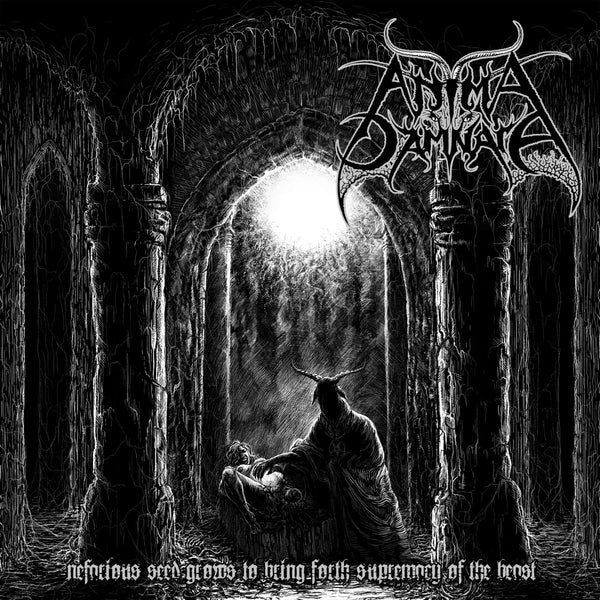 ANIMA DAMNATA - Nefarious Seed Grows to Bring Forth Supremacy of the Beast LP