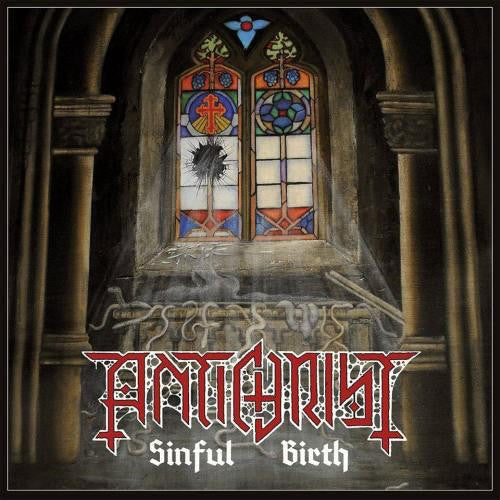 ANTICHRIST - Sinful Birth CD