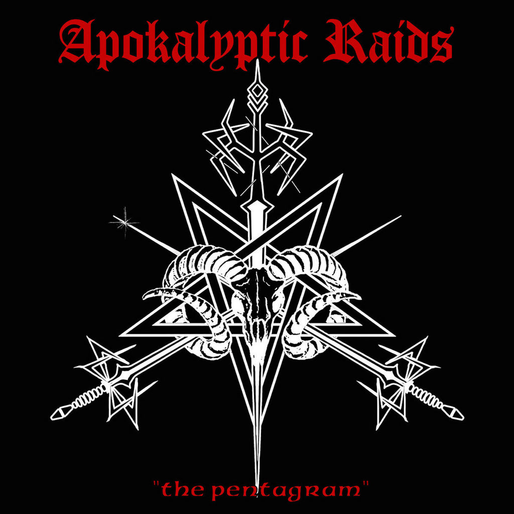 APOKALYPTIC RAIDS - The Pentagram LP