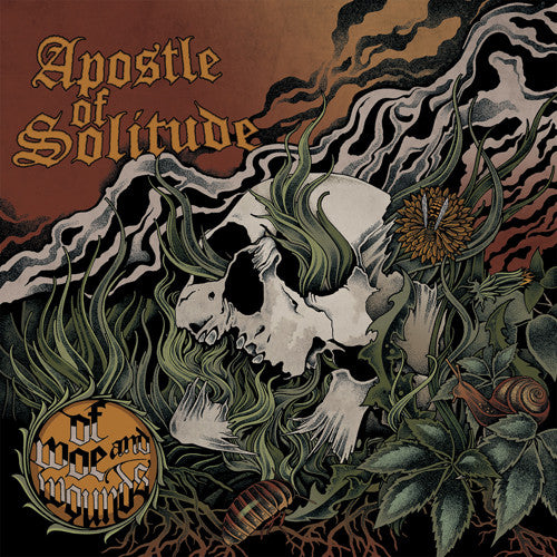 APOSTLE OF SOLITUDE - Of Woe and Wounds 2LP