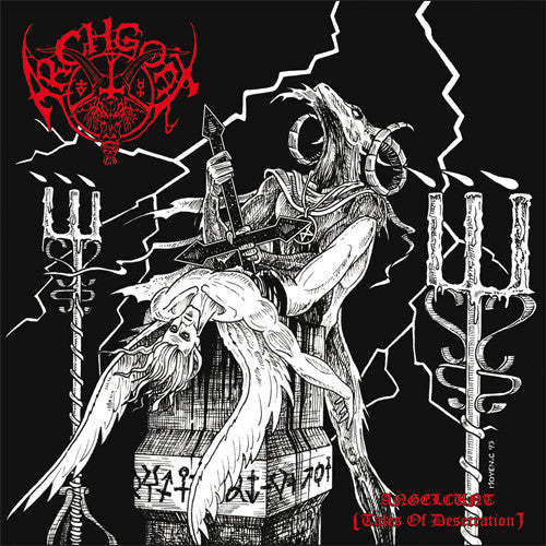ARCHGOAT - Angelcunt (Tales Of Desecration) MLP