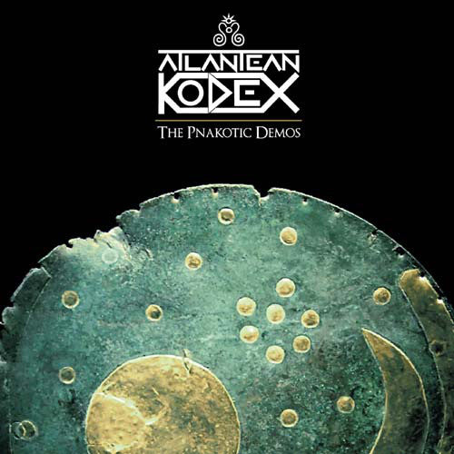 ATLANTEAN KODEX - The Pnakotic Demos CD