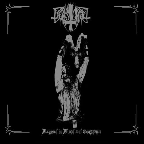 BEASTCRAFT - Baptised in blood and goatsemen CD (digipack)