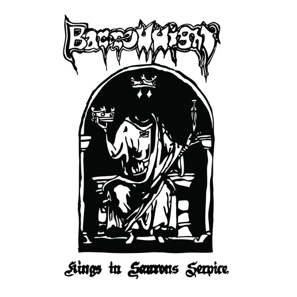 BARROW WIGHT - Kings In Saurons Service CD