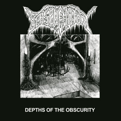 BLASPHEMATORY - Depths Of The Obscurity LP