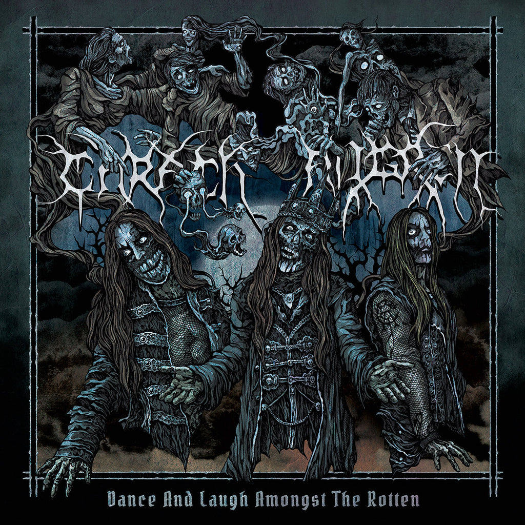 CARACH ANGREN - Dance And Laugh Amongst The Rotten CD