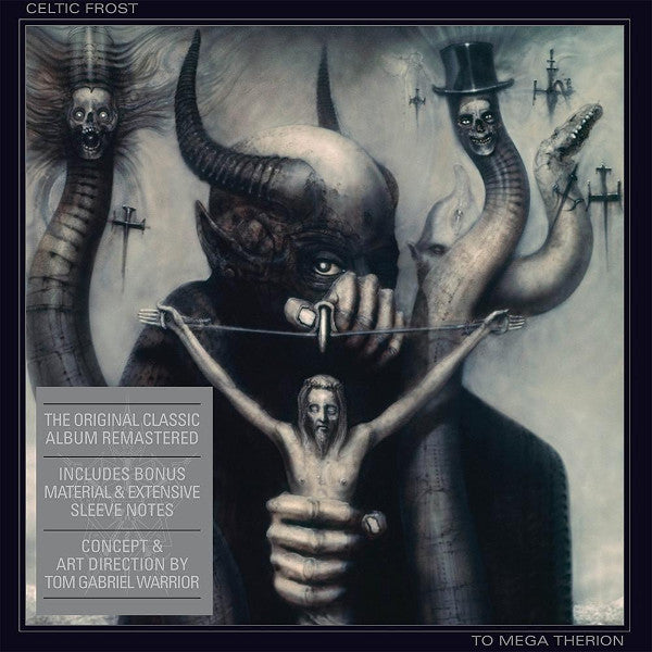 CELTIC FROST - To mega Therion 2LP