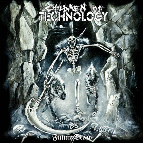 CHILDREN OF TECHNOLOGY - Future Decay CD*