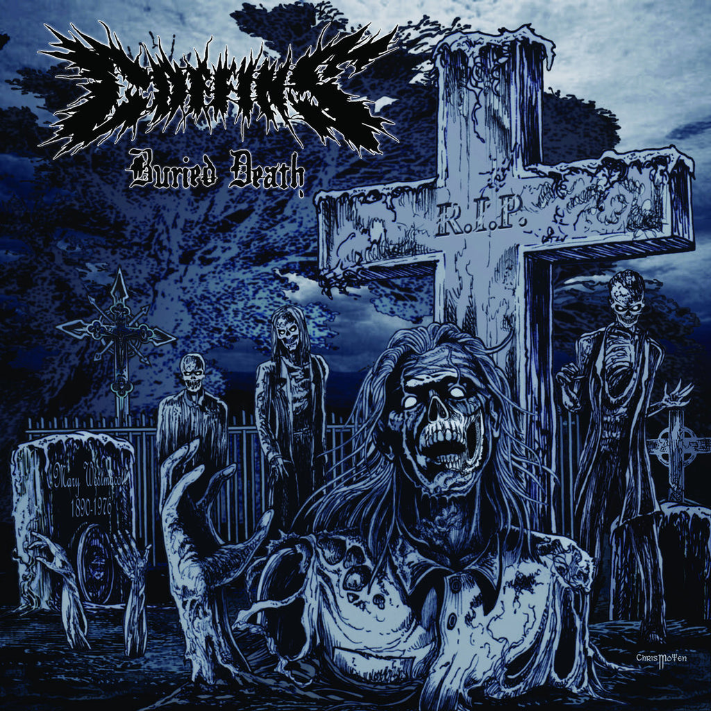 COFFINS - Buried Death CD