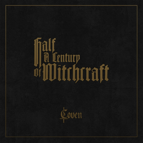 COVEN - Half A Century Of Witchcraft LP BOX (PRE-ORDER)