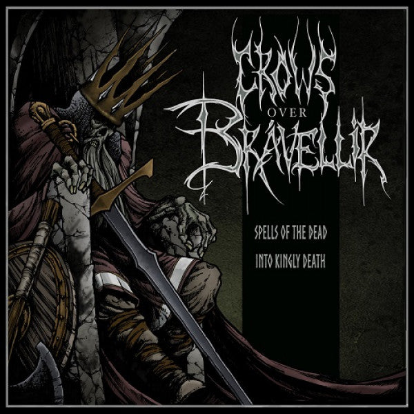 CROWS OVER BRÁVELLIR - Spells Of The Dead MLP