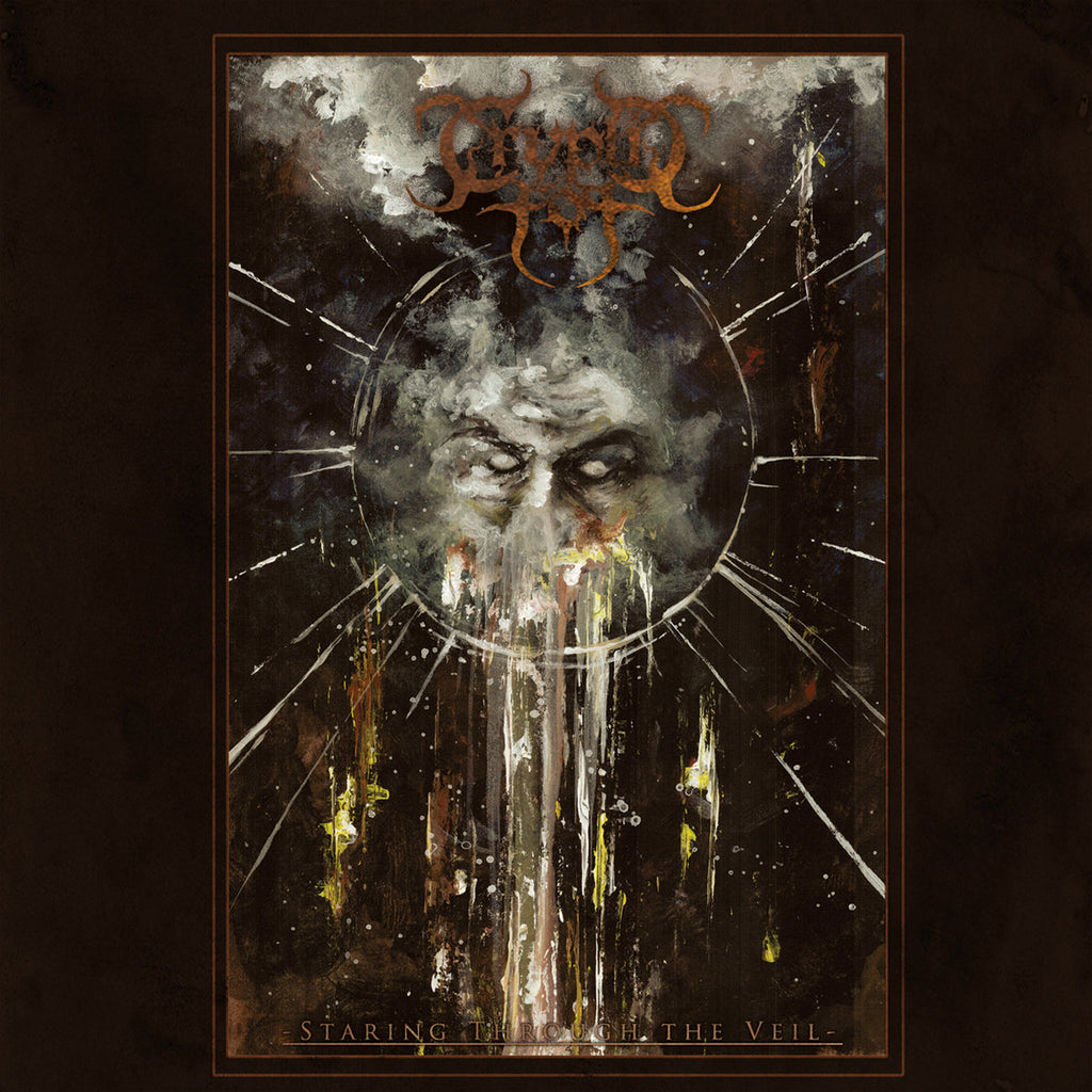 CRYPTIC FOG - Staring Through the Veil CD