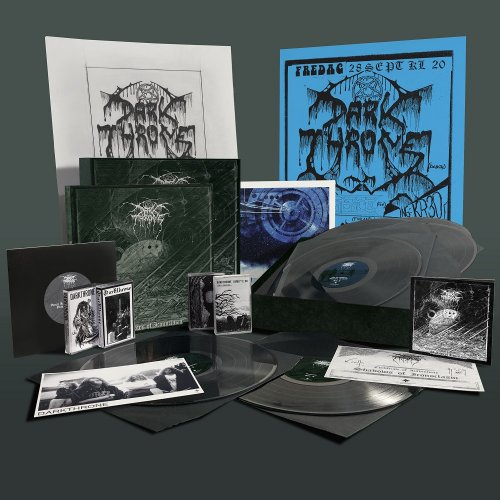 DARKTHRONE - Shadows Of Iconoclasm BOX SET (PREORDER)