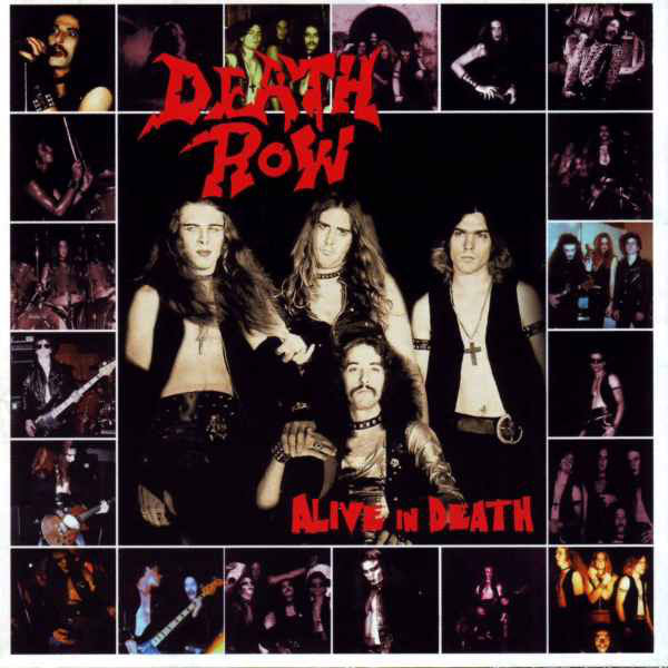 DEATH ROW - Alive In Death 2CD