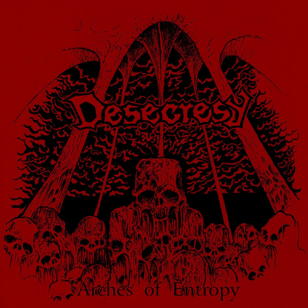 DESECRESY - Arches Of Entropy LP