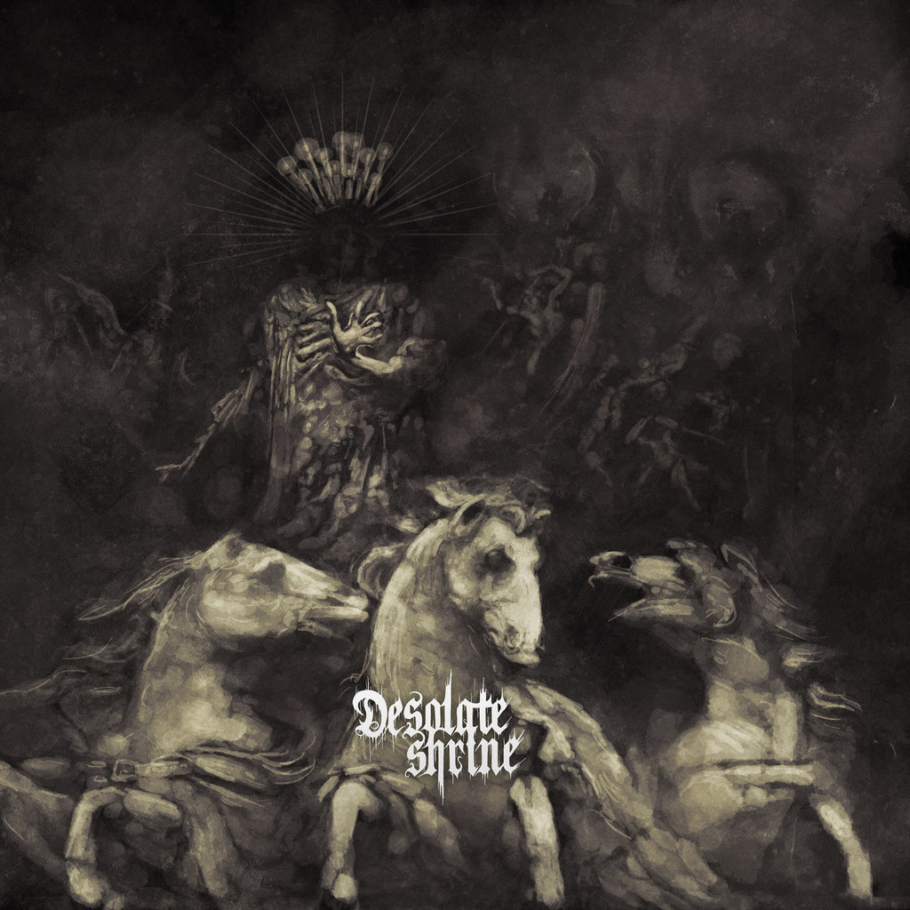 DESOLATE SHRINE - The Heart Of The Netherworld 2LP