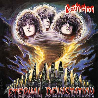 DESTRUCTION - Eternal Devastation LP