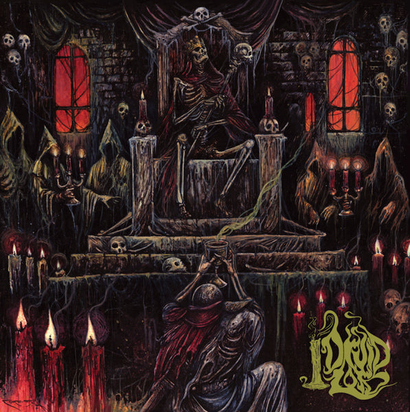 DRUID LORD - Grotesque Offerings 2LP