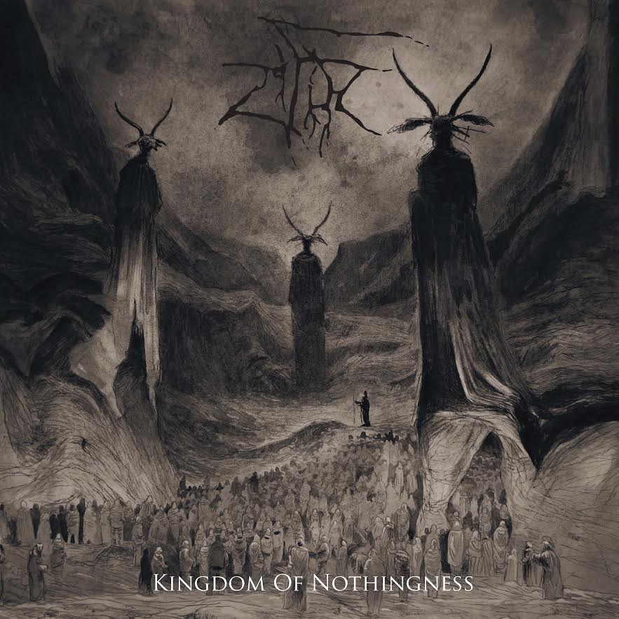 ZIFIR - Kingdom Of Nothingness LP (white)