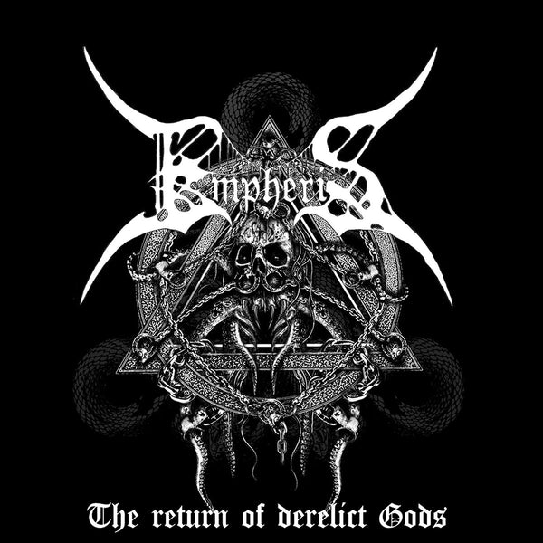 EMPHERIS - The Return Of Derelict Gods CD