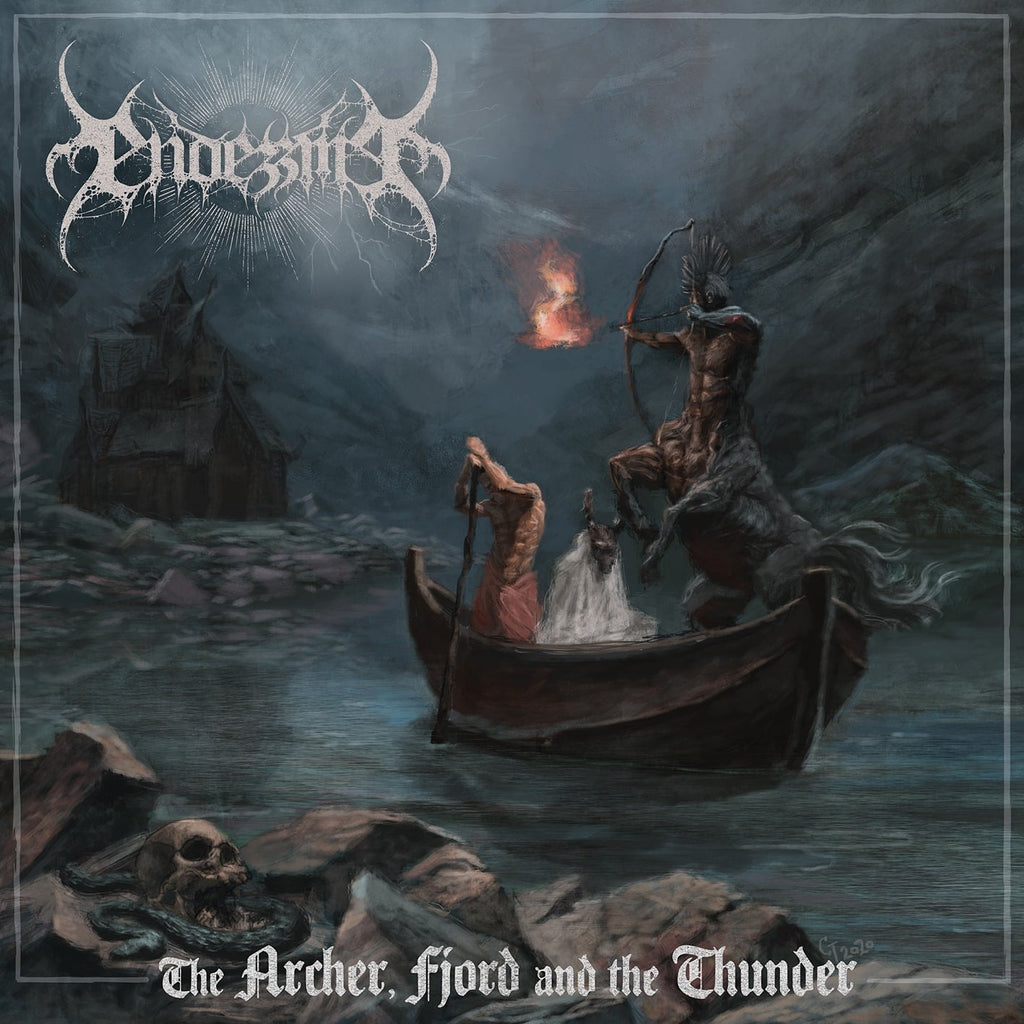 ENDEZZMA - The Archer, Fjord and the Thunder CD (PREORDER)