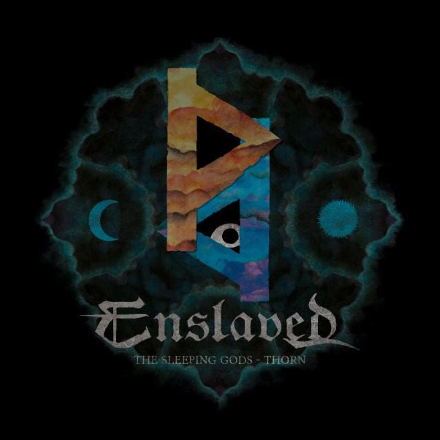ENSLAVED - The Sleeping Gods - Thorn LP