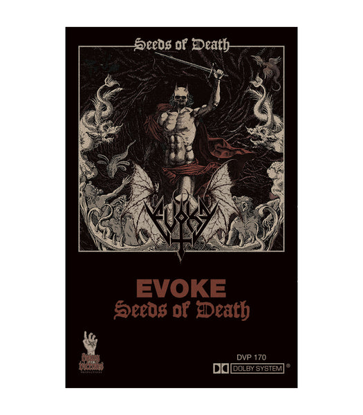 EVOKE - Seeds Of Death MC
