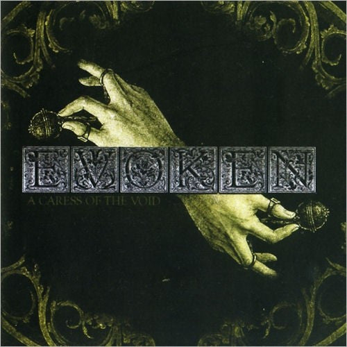 EVOKEN - A Caress of the Void CD