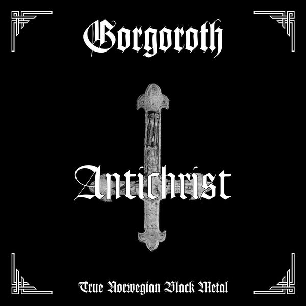 GORGOROTH - Antichrist LP (CLEAR - PREORDER)