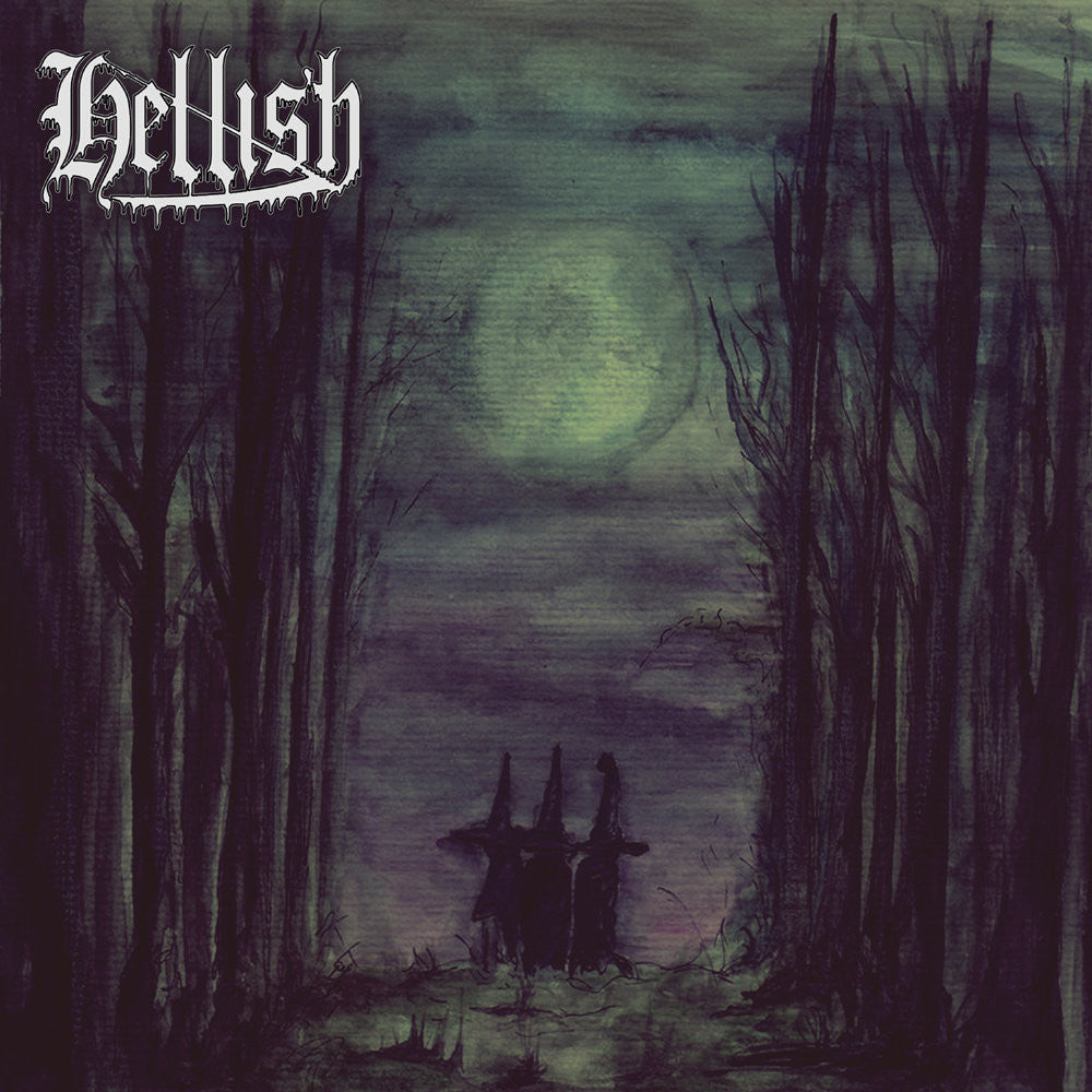 "HELLISH - Theurgist's Spell 7""EP"