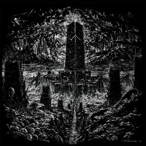 "HERESIARCH - Waelwulf  7""EP"