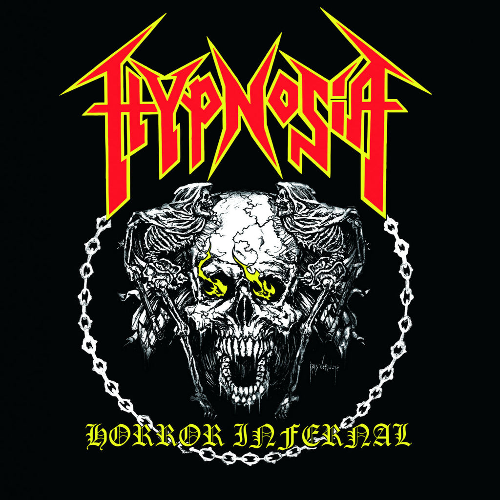 HYPNOSIA - Horror Infernal LP