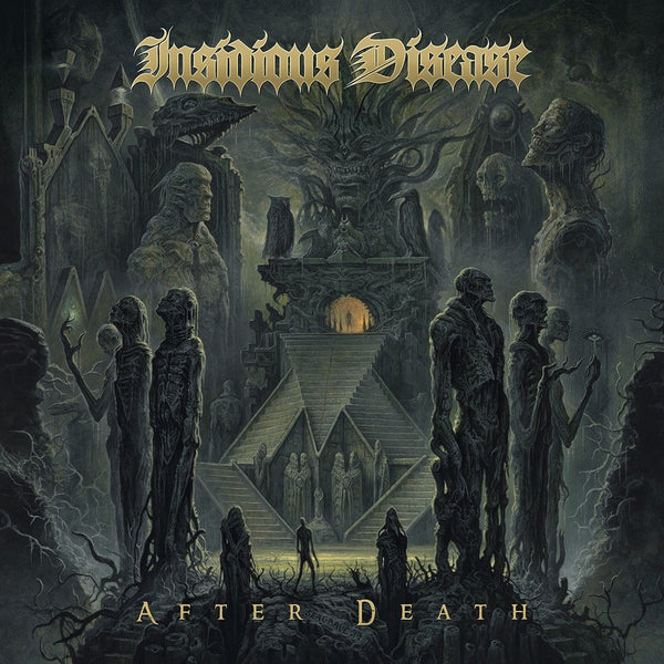INSIDIOUS DISEASE - After death LP