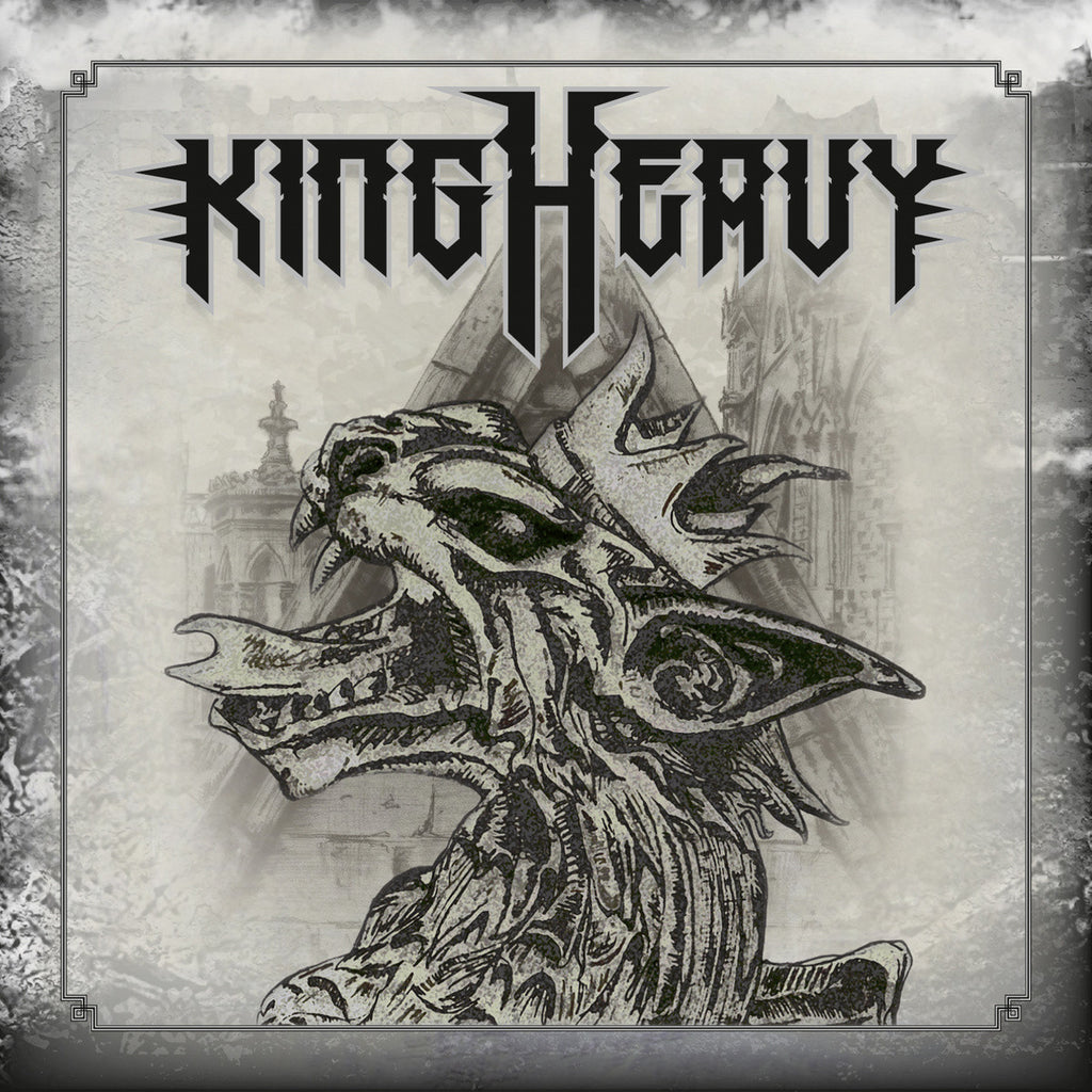KING HEAVY - King Heavy LP