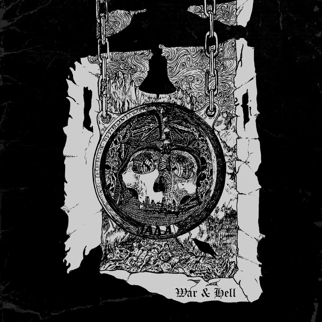 KÖRGULL THE EXTERMINATOR / AKERBELTZ - War & Hell LP