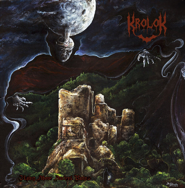 KROLOK - Flying Above Ancient Ruins CD