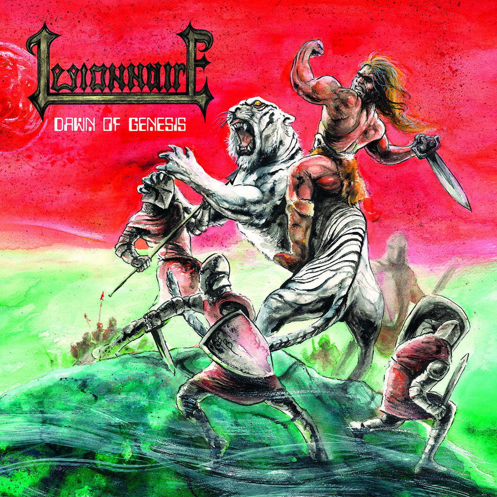 LEGIONNAIRE - Dawn Of Genesis LP