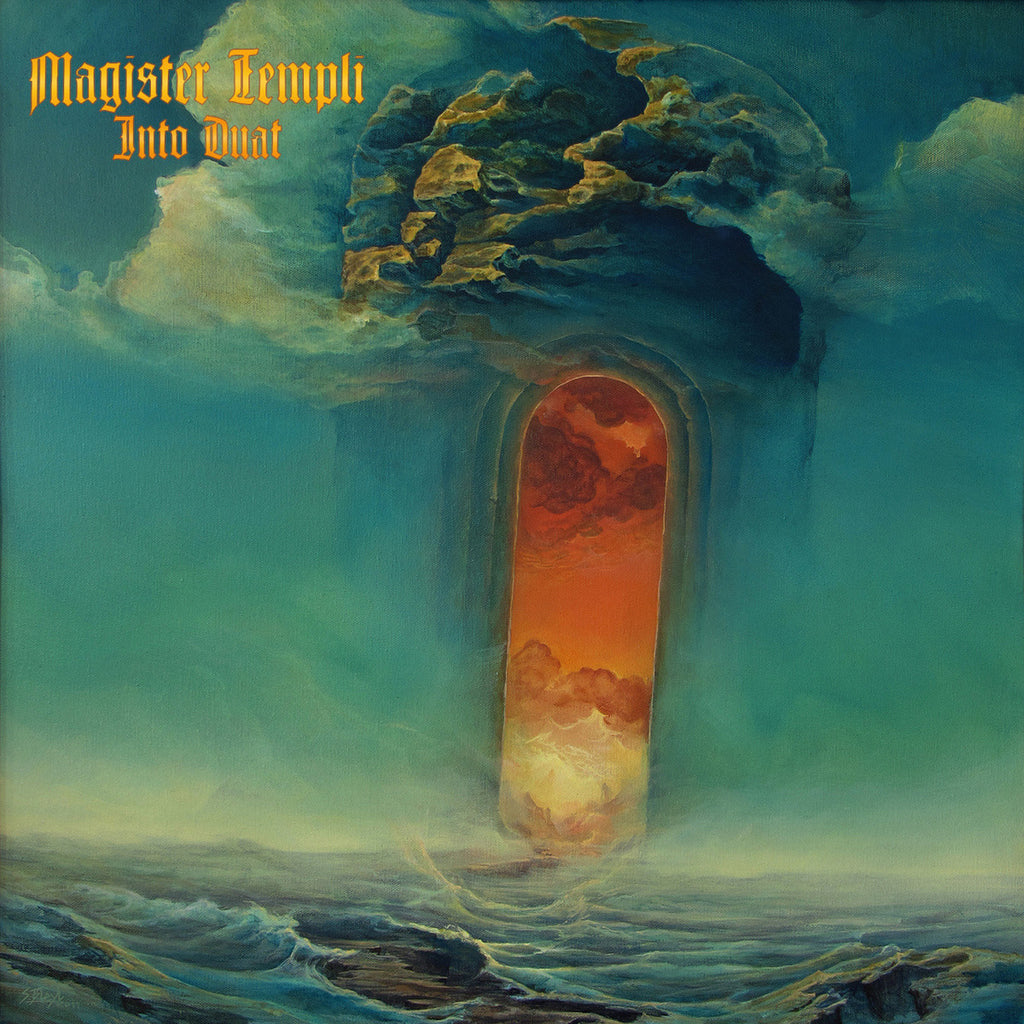 MAGISTER TEMPLI - Into Duat CD